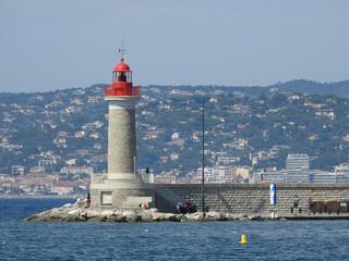 phare saint tropez