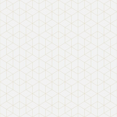Abstract geometric background with intersecting lines. Seamless vector pattern. Light backdrop.