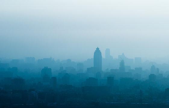Air pollution in Taipei, Taiwan