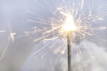 christmas sparkler / Bengal light
