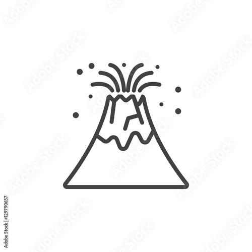 volcano outline www imgkid com the image kid has it zebra pattern vector black and white zebra stripes vector
