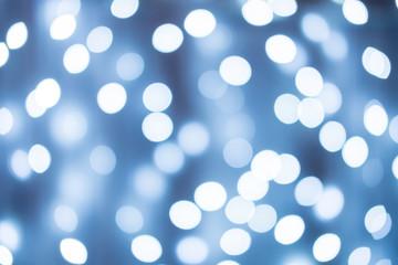 bokeh abstract light, Christmas background