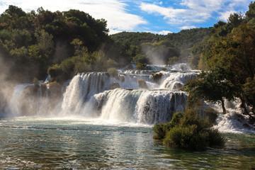 Lakes and rivers in Croatia