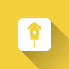 birdhouse icon design