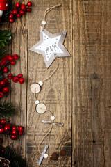 Stella cadente di Natale