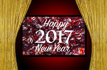 Theatre Screen - Happy New Year 2017