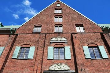 Kronhuset in Gothenburg, Sweden Scandinavia