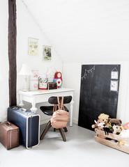 Sweden, Empty girl´s room
