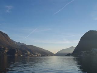 Lago di Lugano Svizzera