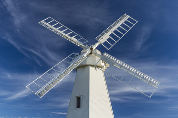 Old White Windmill