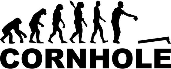Evolution Cornhole