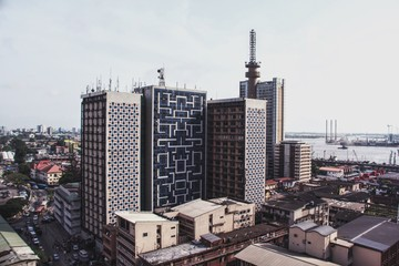 Downtown Lagos