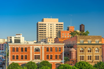 Montgomery, Alabama, USA Skyline
