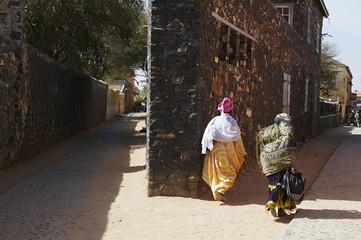The Island of Goree, UNESCO World Heritage Site, Senegal, West Africa, Africa