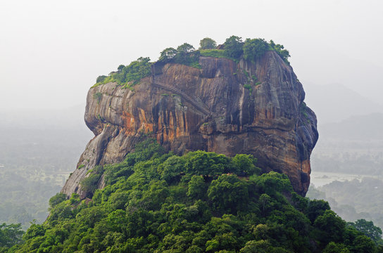 Sigiriya, North Central Province, Sri Lanka