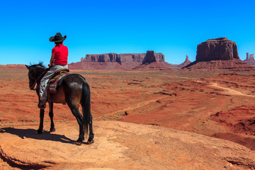 John Ford point. Monument Valley