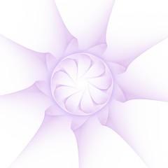 Sternförmiger Hintergrund - Quadratisch