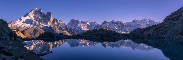 Lac Blanc - Massif du Mont-Blanc