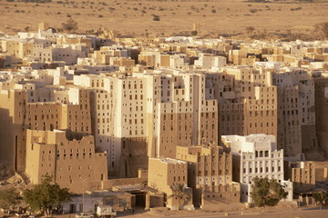 Shibam, Hadramaut, Republic of Yemen
