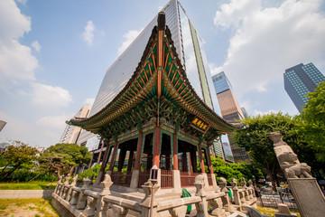 Tempel Südkorea