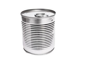 Dose und Konserve aus Aluminium