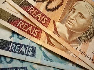 Brazilian money. Real