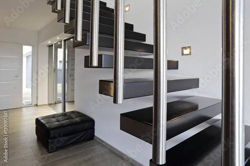 architecture escalier moderne intérieur maison design \