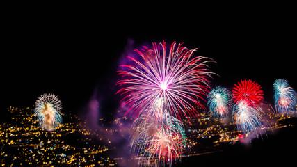 Feuerwerk Madeira