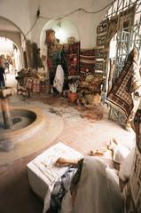 City souq, Tripoli, Libya, North Africa, Africa