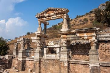 Trajan Nymphaeum Ephesus, Turkey