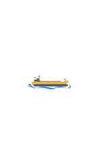 ship tanker vector