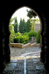 Alcazaba, Malaga, Andalucia, Spain, Europe