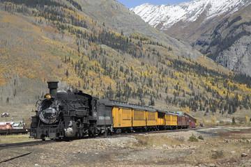 Durango and Silverton Narrow Gauge Railroad, Silverton, Colorado