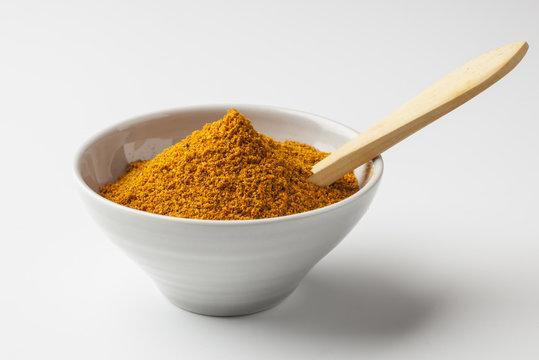 Aji amarillo, dried chili pepper from Peru