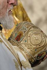 Orthodox mitre, Paris, Ile de France, France, Europe