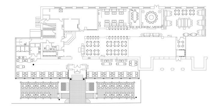 1 351 Best Restaurant Floor Plans Images Stock Photos Vectors Adobe Stock