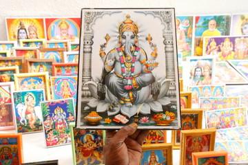 Ganesh images, Dubai