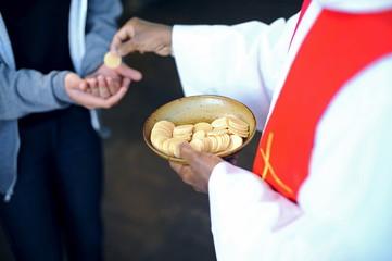 Holy Communion, Paris, France, Europe