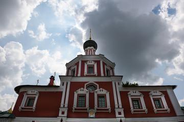 Zachatyevsky Monastery for women in Moscow, Russia