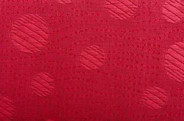 Fabric Curtain Texture. Fabric blind curtain background.