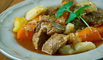 French  pot roast