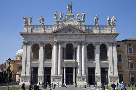 St. John Lateran Basilica, Rome, Lazio