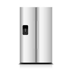 Refrigerator. Vector illustration