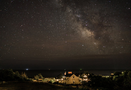 Milky Way Rhode Island
