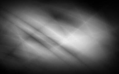 Black and white wide abstract grunge background