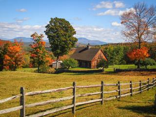 Barn in West Norwich, Vermont