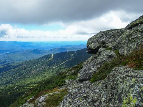 Mount Mansfield Summit
