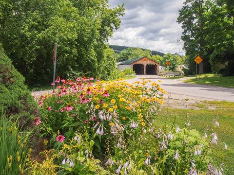 Pulp Mill Bridge, Middlebury, Vermont