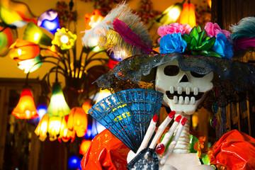 Catrina representation in Mexico