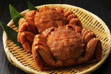 毛蟹 Hair crab
